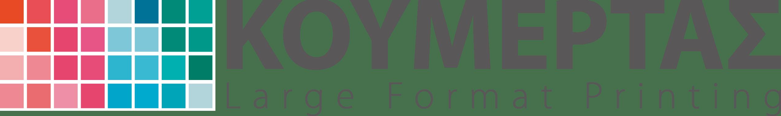 Large format printing Logo